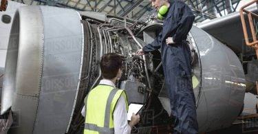 Aircraft maintenance engineers: Engaging the next generation