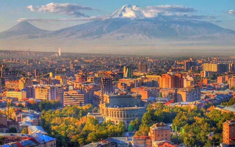 Turizam u Armeniji raste