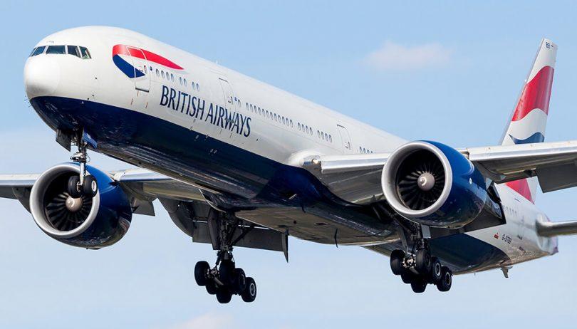 ब्रिटिश एयरवेज लंदन से थाईलैंड: घातक उड़ान