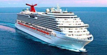 Karneval Krydstogtsskib ud for Texas: Sprang eller faldt passager?