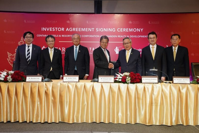 Here We Come, Osaka! Centara Signs Historic Deal for First Japanese Property