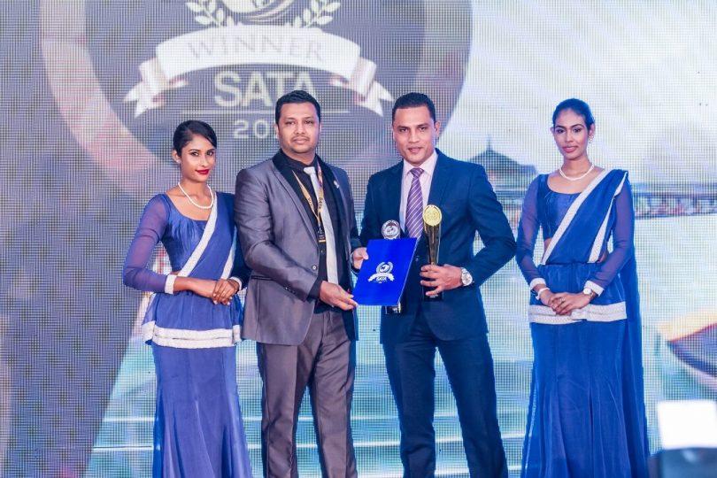 Centara Ras Fushi Resort & Spa Maldives gana el mejor resort todo incluido en los premios SATA 2019