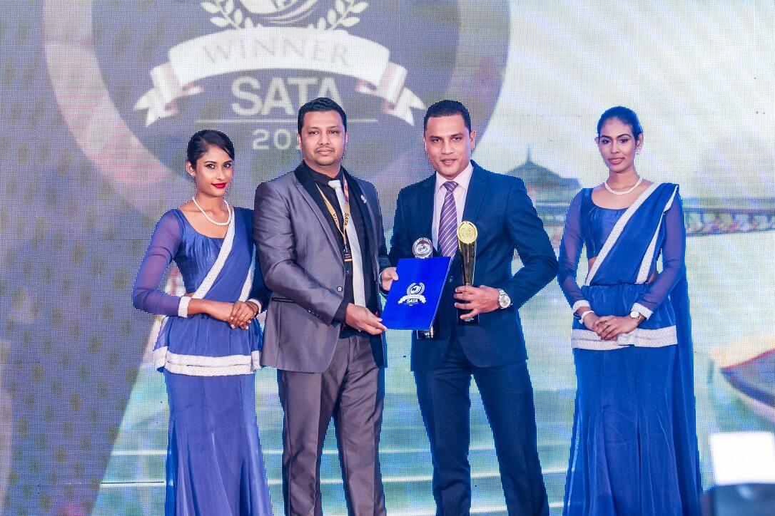 Centara Ras Fushi Resort & Spa Maldives vyhrává přední all inclusive resort na ocenění SATA 2019