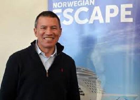 Նորվեգական Cruise Line- ի գլխավոր մարդը, որը լքում է իր պաշտոնը