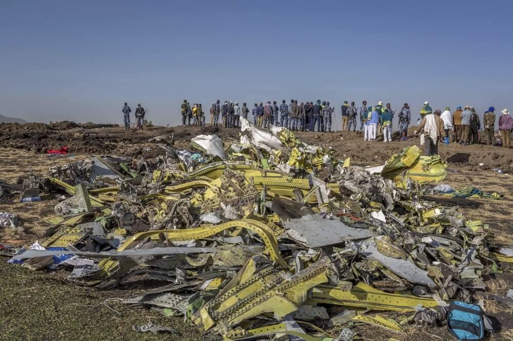 Apakah Boeing tidak bersalah atau bahkan lebih bersalah atas B737 Max 8