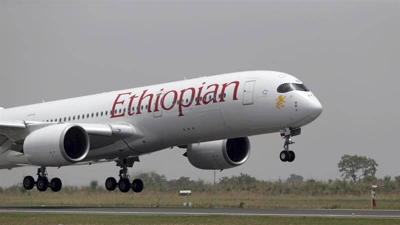 Ethiopian Airlines regresa a Atenas