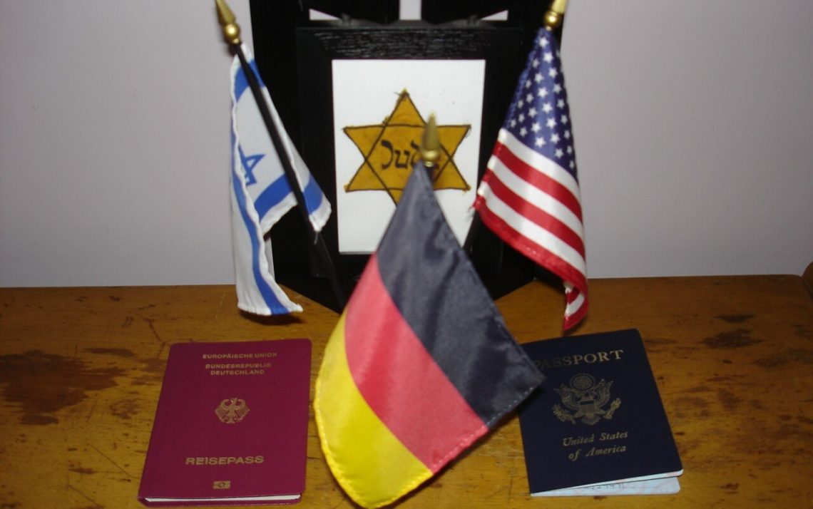 Uma resposta germano-americana ao ataque à sinagoga do Yom Kippur em Halle