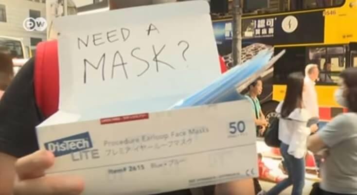 Ligji për Hong Kong për maska nuk ngjall protesta të reja