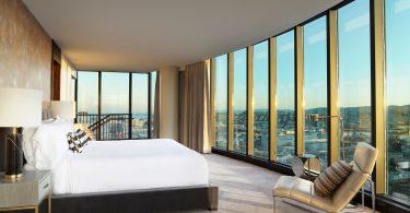 InterContinental San Francisco Hotel afslører Presidential Suite, der dækker renovering fra top til bund
