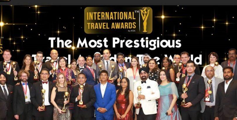 Kansainvälinen matkailupalkinto avaa sponsorointimahdollisuuden