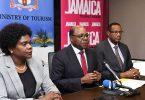 Ministro do Turismo da Jamaica toma providências para recuperar o mercado do Japão