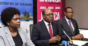 Jamaica Tourism Minister Moves to Recover Japan Market