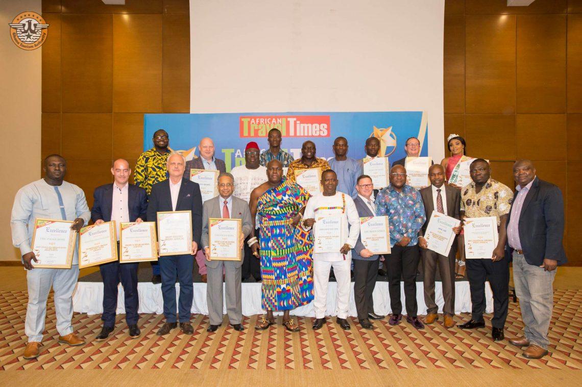 African Travel Times recebe prêmios de 2019
