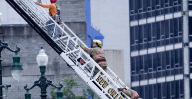Hard Rock Hotel New Orleans srušio se ubivši jednog