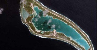 إمكانات سياحية جديدة في كيريباتي في