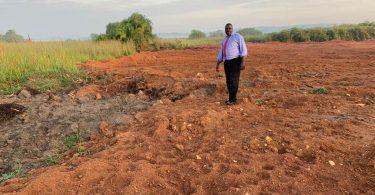 Le site Ramsar sur la rivière Katonga est gravement menacé par les investisseurs chinois
