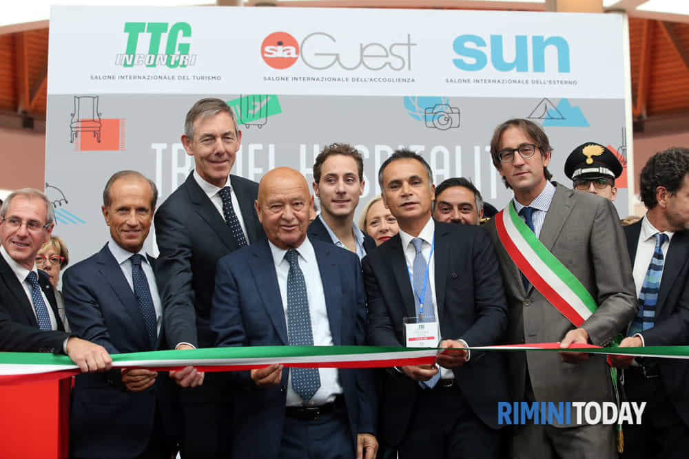Rimini TTG Travel Experience به سبک نمایشگاه های بزرگ باز می شود