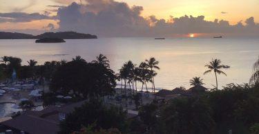 त्रिनिदाद से सेंट लूसिया: केएफसी की भूमि से लालित्य की भूमि तक