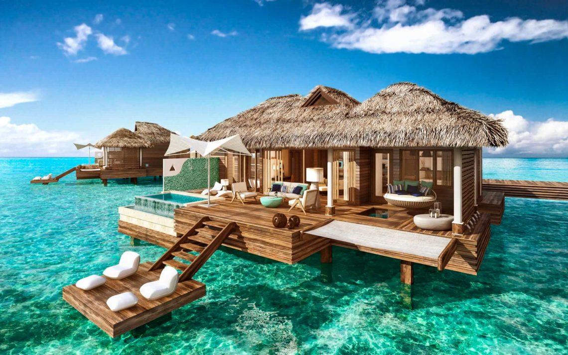 Sandalen Royal Caribbean Resort hat in probleem wêr't jo oer moatte witte