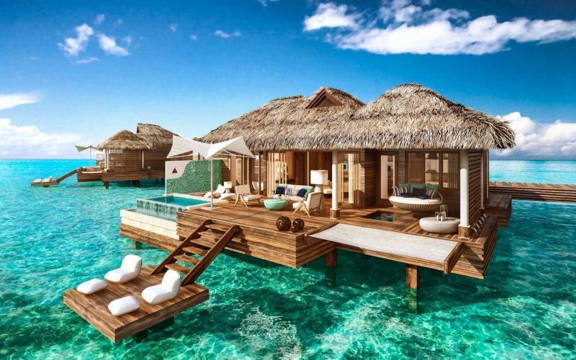 Sandals Royal Caribbean Resort má problém, o kterém musíte vědět