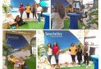 Тропическата атмосфера на Сейшелските острови се разпространява в търговския център на Дърбан