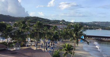 Sveta Lucija: Jačanje sigurnijeg turizma s policijom