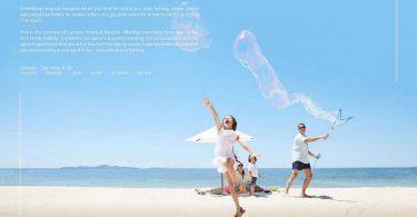 """Centara представя нова маркова рекламна кампания """"Centara - мястото, което трябва да бъде""""."""