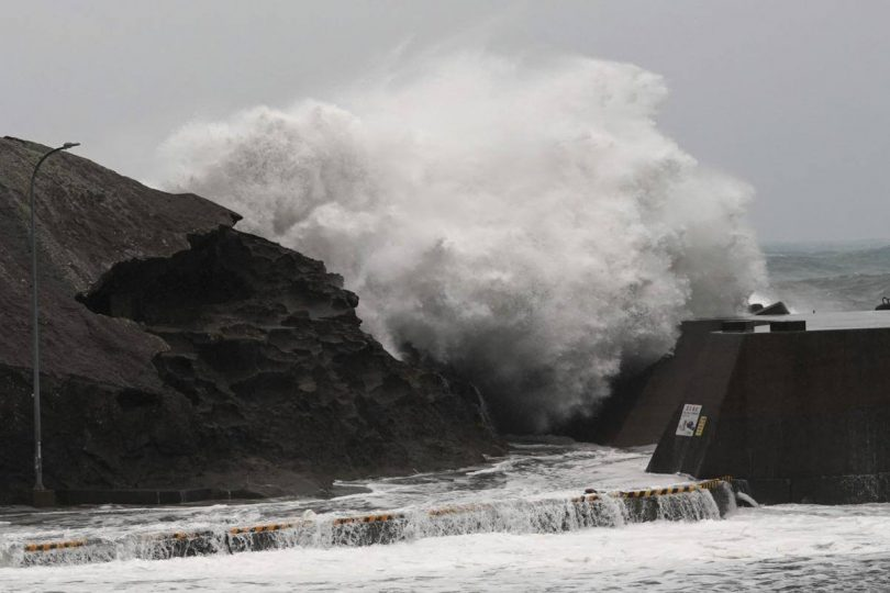 Japan Emergency Information for besøgende efter Typhoon Hagibis