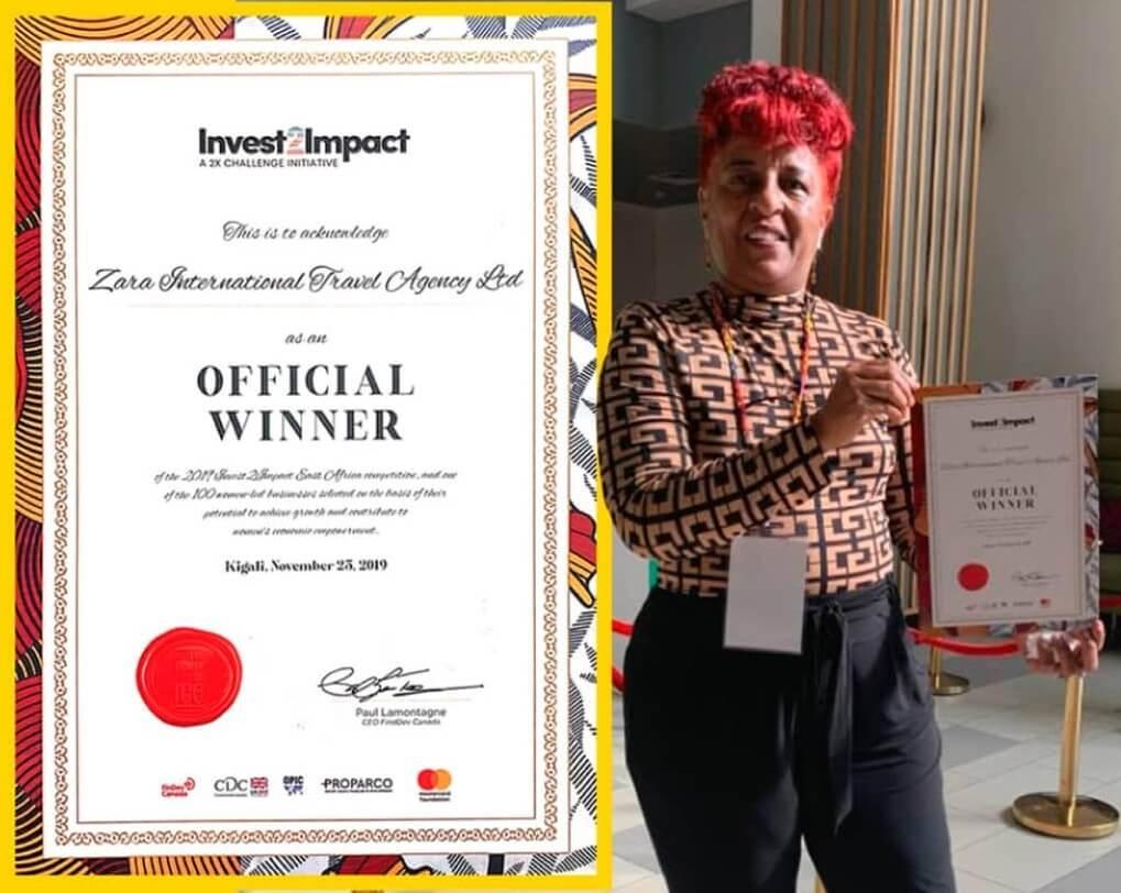 Zainab Ansell - mulher tanzaniana por trás do modelo de negócios de turismo em prol dos pobres