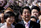 Japonsko ruší příští rok vládou financovanou večírek třešňového květu