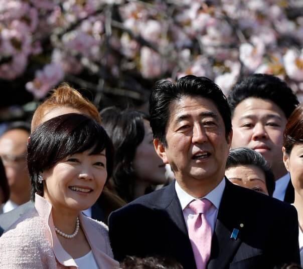Japanապոնիան չեղյալ է հայտարարում կառավարության կողմից ֆինանսավորվող բալի ծաղիկների երեկույթը