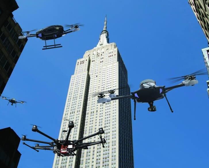 FAA declares New York City Marathon a No Drone Zone