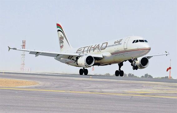 Etihad Airways erhöht die Frequenz von Abu Dhabi nach Riad, nachdem Saudi-Arabien für Touristen geöffnet wurde