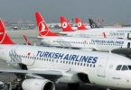 Turkish Airlines: Rekordlastfaktor im Oktober 2019
