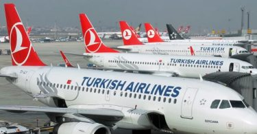 Turkish Airlines: Record load factor in October 2019