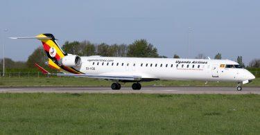 خطوط هوایی اوگاندا برای گردشگری گوریل و تجارت منطقه ای به مقصد مومباسا پرواز می کنند