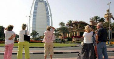 Ruští turisté očekávali, že do roku 1.22 utratí v zemích GCC 2023 miliardy dolarů