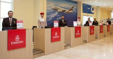 ترمینال ورود از راه دور جدید Emirates اتصالات یکپارچه ای را برای مسافران کروز فراهم می کند
