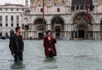 """Turisti bježe jer """"apokaliptična"""" poplava ostavlja 85% Venecije pod vodom"""