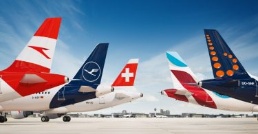 Lufthansa Group: 13.3 million airline passengers in October 2019
