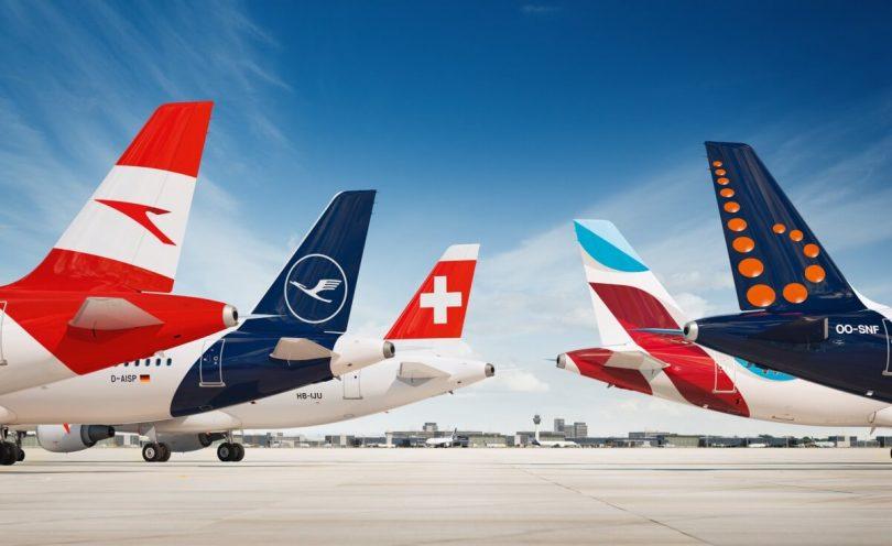 Skupina Lufthansa: 13.3 milionu cestujících v letecké dopravě v říjnu 2019