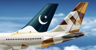 Etihad- ը և Pakistan International Airlines- ը վերսկսում են կոդերի փոխանակման համագործակցությունը