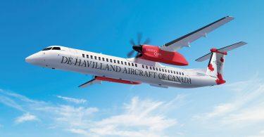 De Havilland Canada arrive aux Emirats Arabes Unis pour le Dubai Airshow