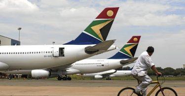 South African Airways: une grève de l'Union pourrait mettre fin à la compagnie aérienne