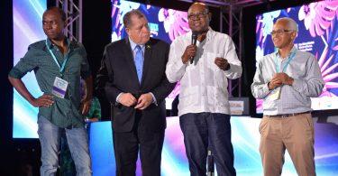 Minister Bartlett bats for regional tourism investment