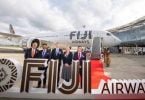 Fiji Airways доставя първия от двата си Airbus A350 XWB