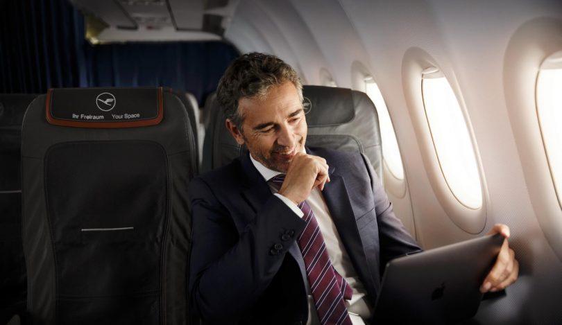 از سال 2020 مشتریان شرکتهای لوفت هانزا CO2 خنثی پرواز خواهند کرد