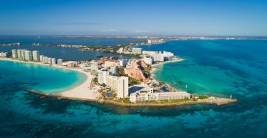 کارائیب مکزیک حضور گردشگری انگلستان را افزایش می دهد