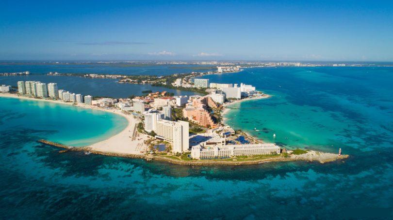 تكثف منطقة البحر الكاريبي المكسيكية من الوجود السياحي في المملكة المتحدة