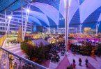 فرودگاه مونیخ بازار سالانه کریسمس و زمستان خود را افتتاح می کند
